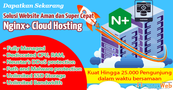 Layanan Cloud Hosting Unlimited